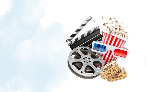 عروض وفرها: خصم 45% على تذكرة السينما + الفشار